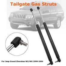 2X Car Rear Tailgate Boot Gas Support Struts Strut Bar For Jeep Grand Cherokee WJ WG 1999 2000 2001 2002 2003 2004 55137022AB