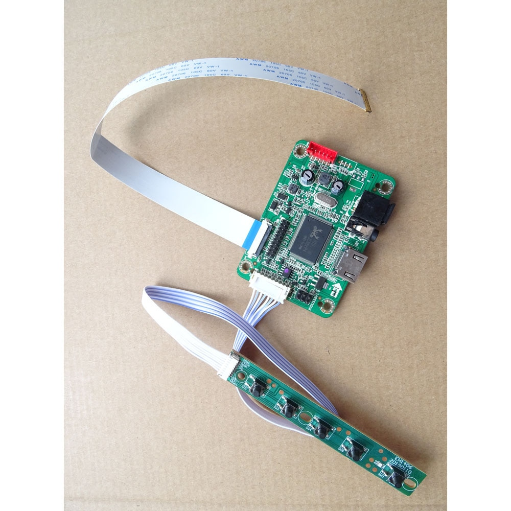 HDMI متوافق LED EDP تحكم صغير لوحة للقيادة ل 13.3