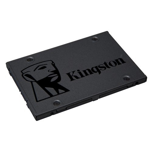 "Disco Duro Interno Ordenador DISCO DURO INTERNO A400 480GB 2.5"" SATA 6GB/S Kingston Technology A400 SSD 480GB Serial ATA III"