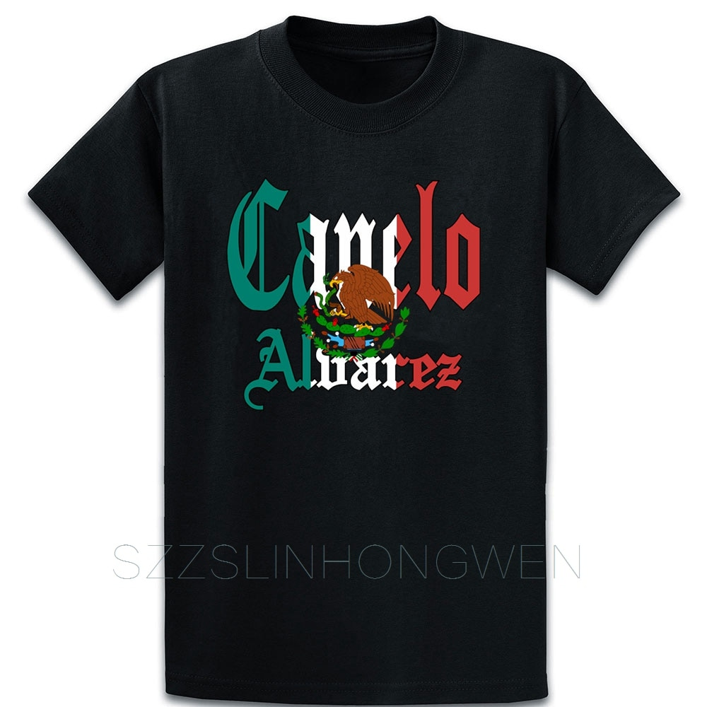 Canelo Álvarez Conor Mcgregor diseños de camisa T Humor famoso verano Slim...