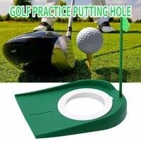Entraineur de Golf vert  Assistant dentrainement  accessoires de Golf pour linterieur et lexterieur  T2F0