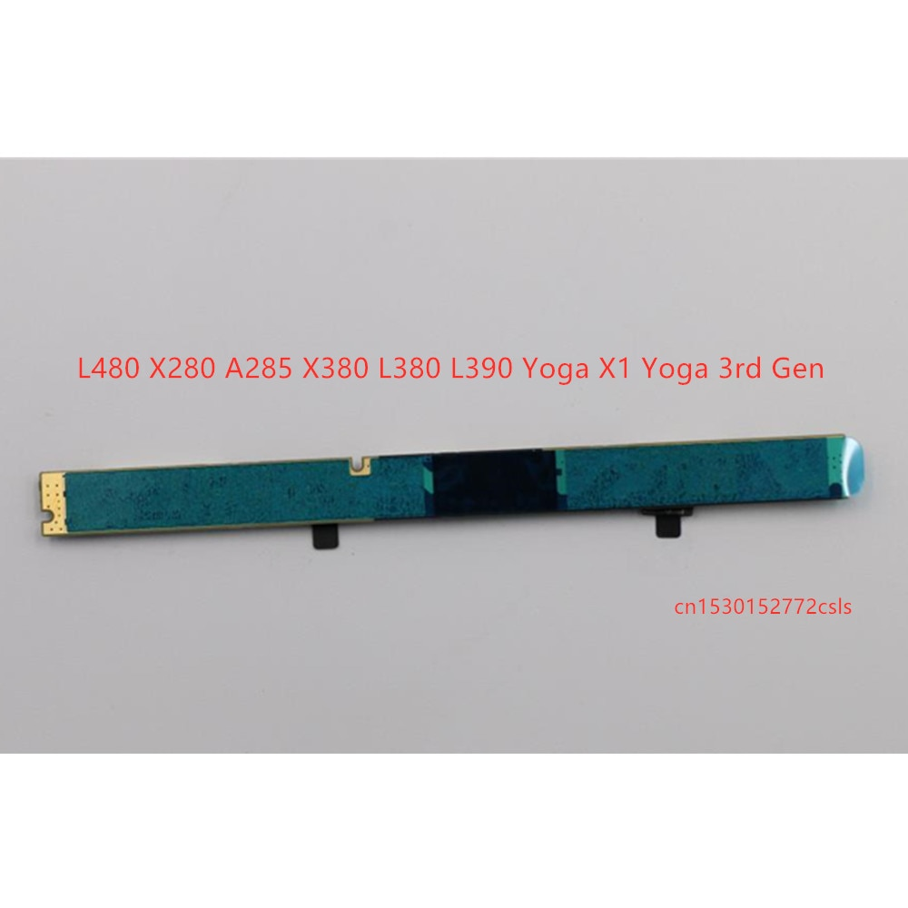 Nueva Cámara IR Original para Lenovo ThinkPad L480 X280 A285 X380 L380 L390 Yoga X1 3 generación LCD cable IR Cámara 01HW048