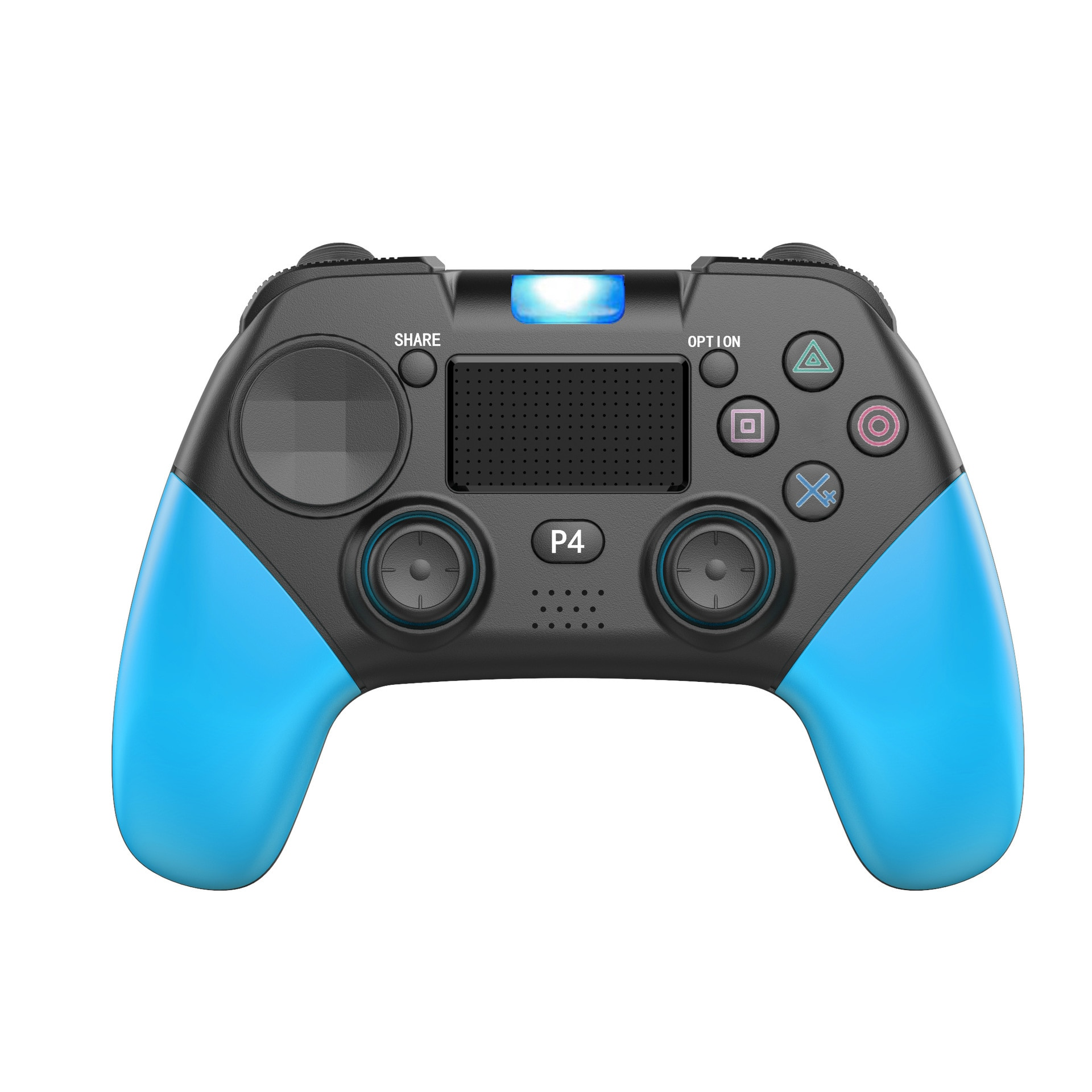 Private Model Wireless Game Handle Bluetooth Vibrating Touch Screen New enlarge