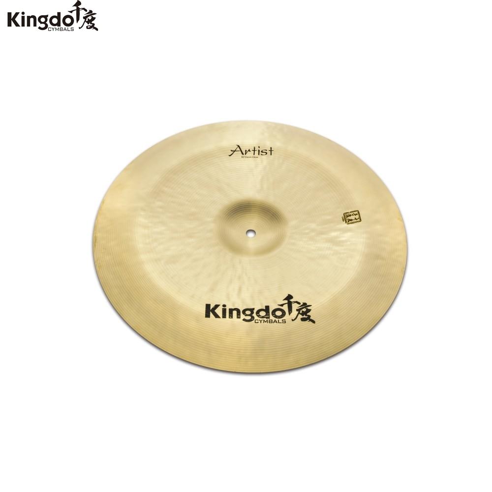"Kingdo B20 handmade Artist Classic series 16""china cymbal for drums"