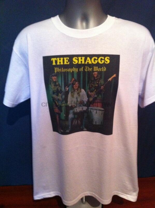 THE SHAGGS T-SHIRT 60s Frank Zappa Beefheart Country Joe Fish  Seeds Psychedelia