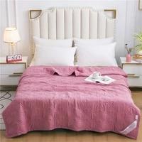 summer quilt washed cotton summer cool quilt 1 5m air conditioner quilt 2 0m double quilt children quilt
