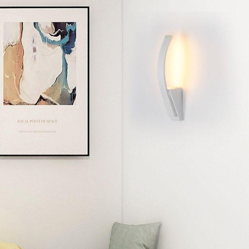 modern macaron led wall lamp nordic wrought iron lamps creative background decorative wall lamps loft living room wall lights Nordic LED Wall Lamps 5W LED Wall Lights Modern LED Wall Lamp for Home Wall Decor Living Room Bedroom Bedside Indoor Lighting