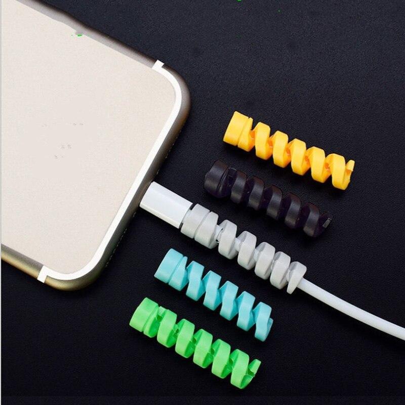 protector-de-silicona-para-cables-enrollador-de-cable-de-silicona-cubierta-organizadora-para-apple-iphone-cargador-usb-cable-4-uds-envio-gratis
