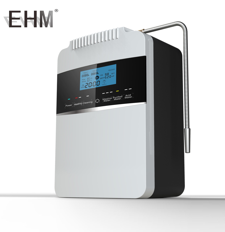 EHM System Alkaline Ionizer Kangen Water Machine enlarge