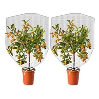 plant protective cover uv insect proof garden plant net tomato protective cover garden plant bag for vegetable fruit flower