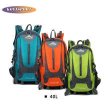 40 л унисекс уличная спортивная сумка рюкзак для кемпинга водонепроницаемая сумка через плечо походный рюкзак