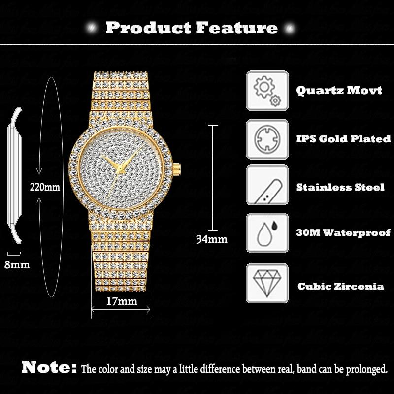 MISSFOX Fashion Small Watch Women's Expensive Silver Luxury Brand Ladies Watch Quartz Classic Diamond Jewelry Quartz Wristwatch enlarge