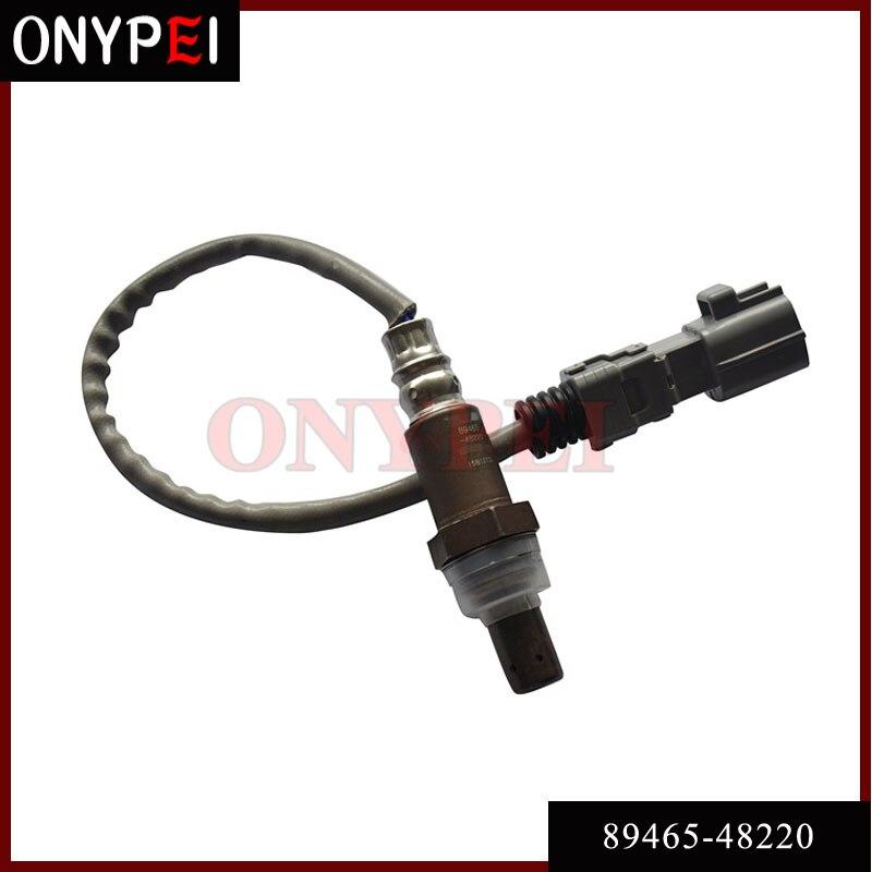 O2 de aire de oxígeno Sensor de índice de combustible de 89465-48220 para Lexus RX270 RX350 GGL15 AGL10 8946548220 89465-68050,89465-0E020 89465-08090