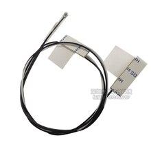 SSEA Laptop Internal Wireless Antenna WiFi Netbook Wifi Yellow film antenna Black 61CM White 41CM