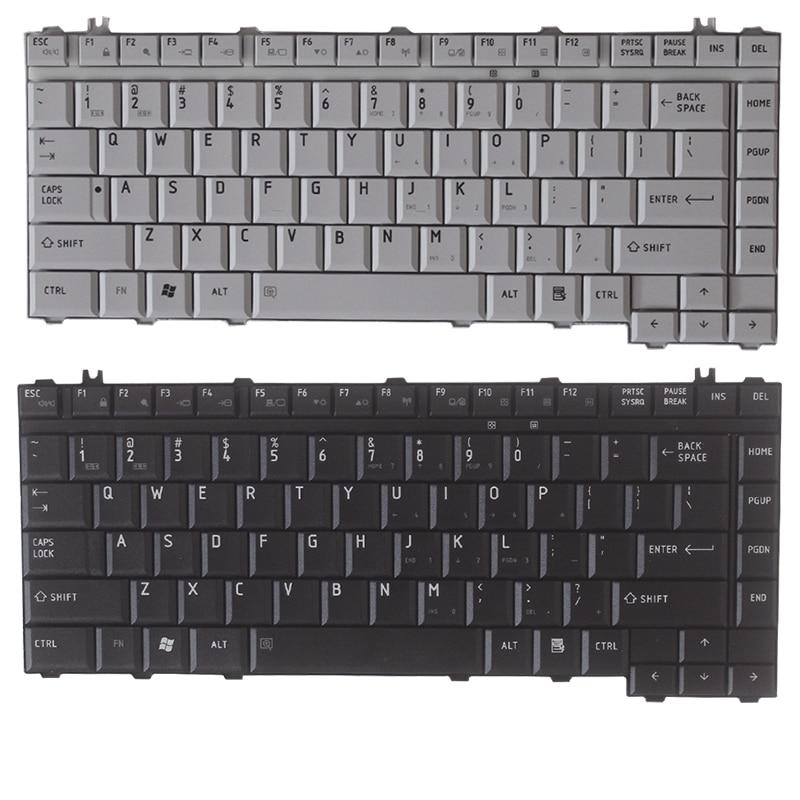 Novo para Toshiba Satellite M200 M202 M203 M205 L200 L202 L205 L215 EUA Teclado Do Laptop