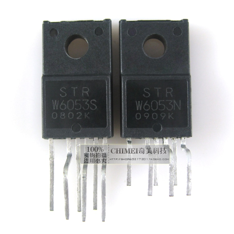 Free Delivery. STRW6053S STRW6053N LCD power supply module IC parts