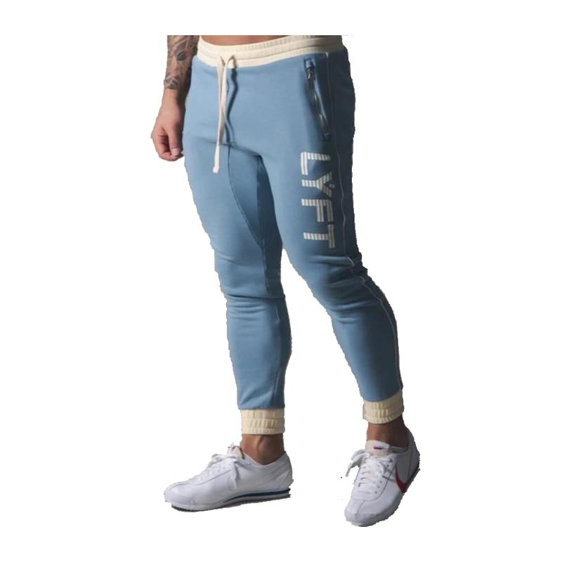 sweatpants jogger Mens Trousers chandal sport fitness cotton pants  Men Casual streetwear ropa hombre trainingspak track pants