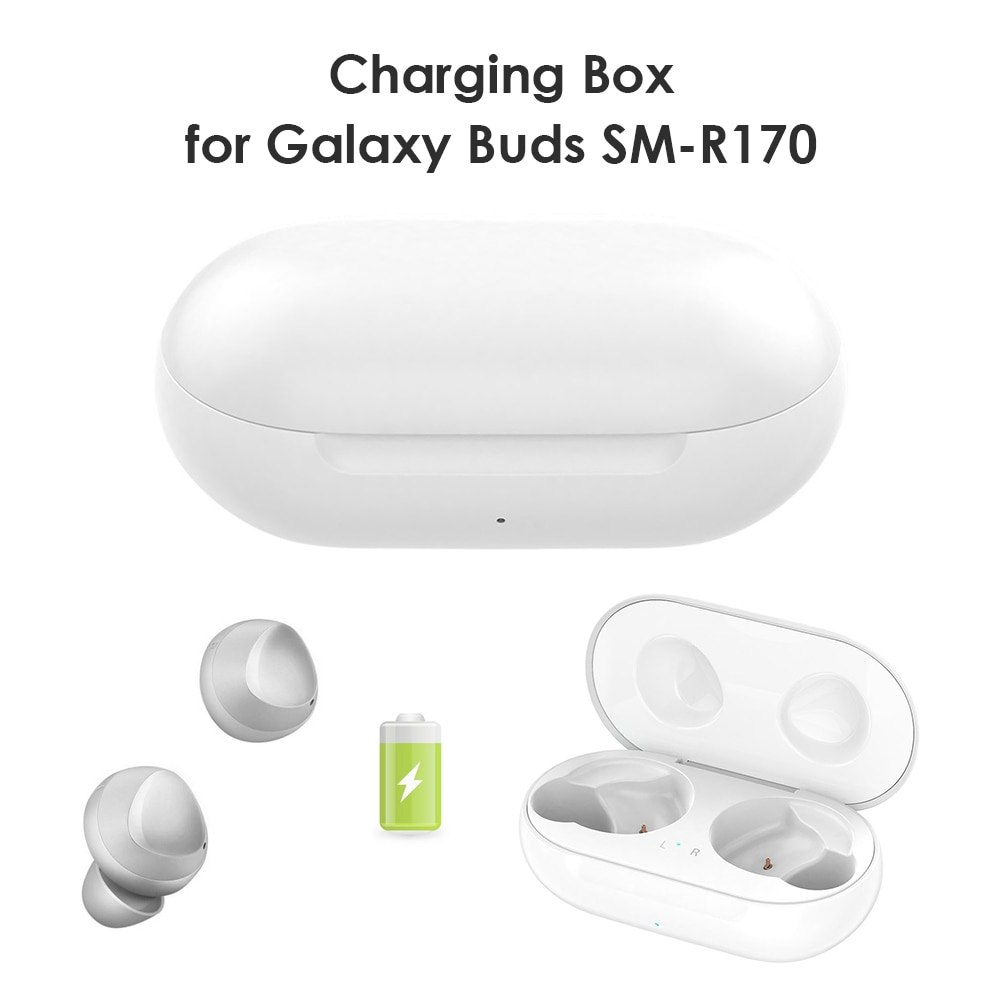 aliexpress.com - Replacement Charging Box for Samsung Earbuds Charger Case Cradle for Galaxy Buds SM-R170 Bluetooth-compatible Wireless Earphone