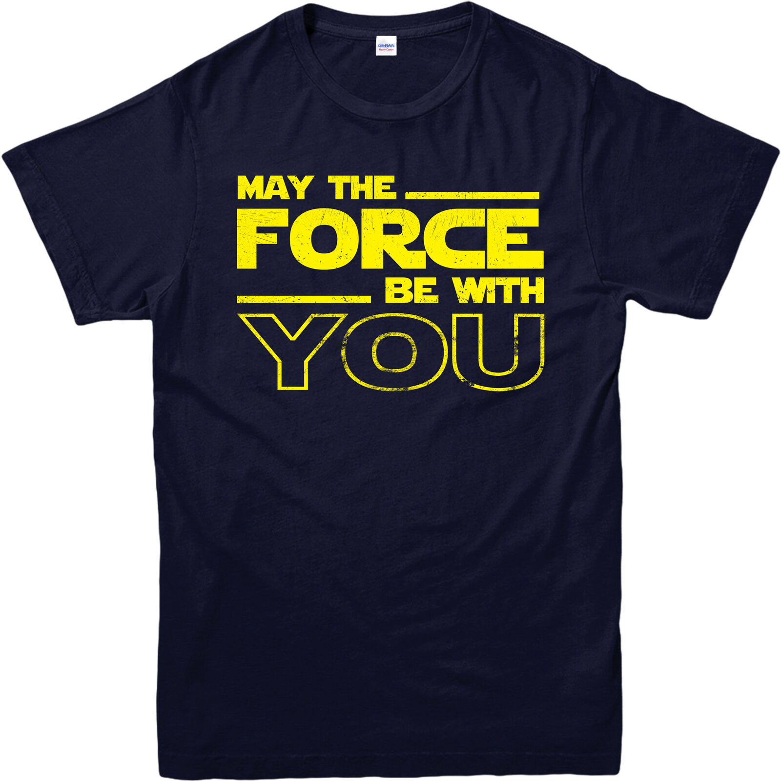 Camisetas para hombre, May the Force con U Anakin Skywalker, para adultos...