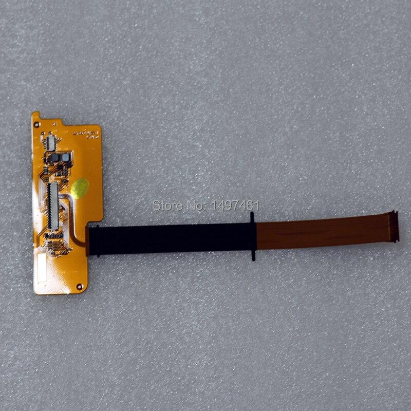 LCD المفصلي rorate مرنة كابل FPC إصلاح أجزاء لنيكون D500 SLR