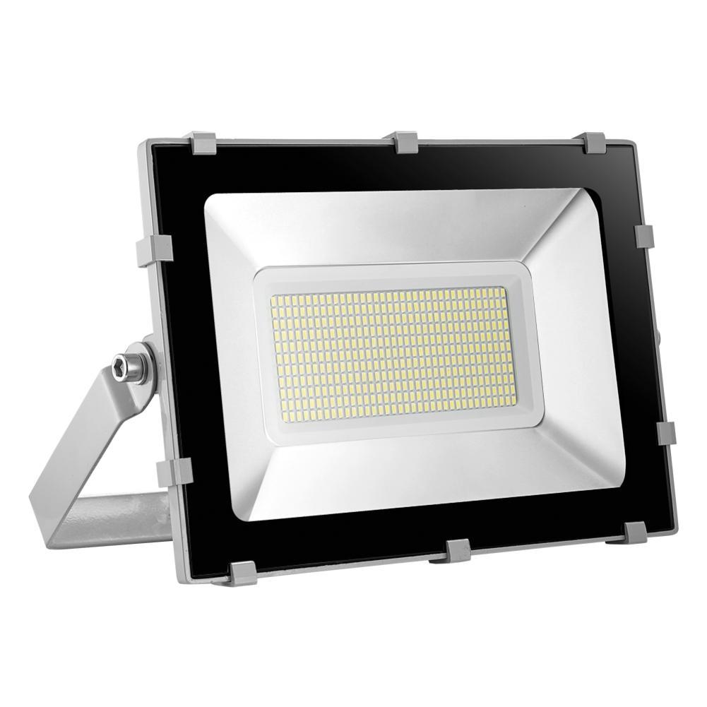 200W/150W 110V proyectores de luz LED 5ª generación LED Luz de inundación Exterior impermeable IP65 iluminación 1200LM reflector