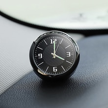 Luminous Car Clock Ornaments Auto Watch Air Vents Outlet Clip Decoration Auto Dashboard Time Display