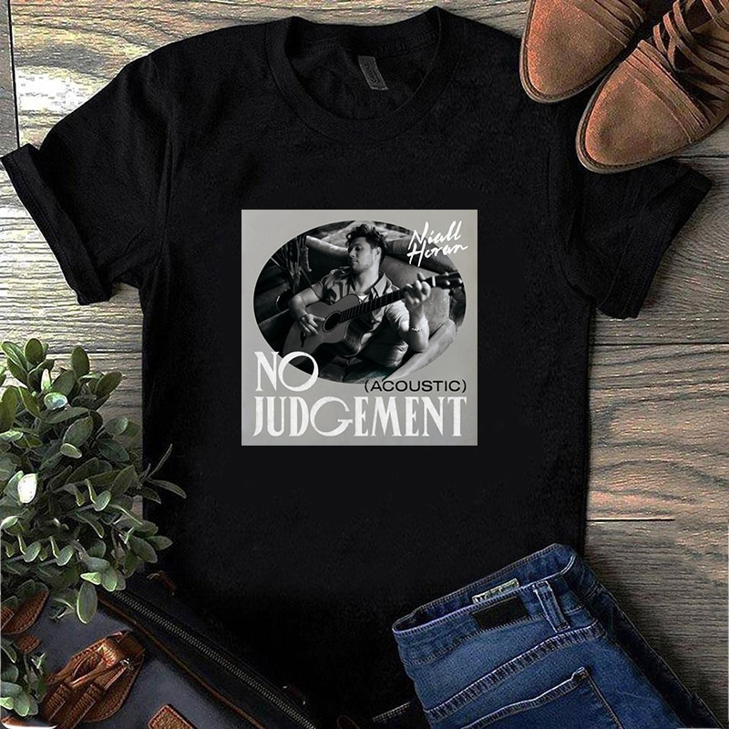 Gráfico camisetas mujeres camiseta Niall Horan No sentencia ropa coreana T camisa Camiseta de manga corta Ulzzang Tee tapas de mujer de talla grande