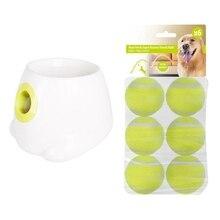 دروبشيبينغ الكلب الحيوانات الأليفة التدريب التلقائي التفاعلية قاذفة الكلب رمي القاذف اللعب الذكاء آلة الكرة جهاز التنس