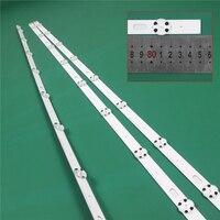 850mm LED Bands For LG 43LH609V 43LH630V 43LH640V 43LH6420 LED Bars Backlight Strip Line Ruler Direct 43inch UHD 1Bar 24EA Type