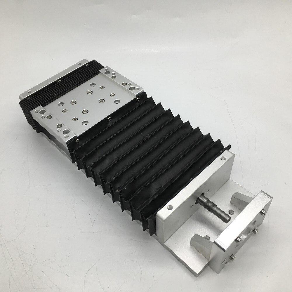 مفتاح كهربائي منزلق وغبار ، محور XYZ ، 800 مللي متر ، SFU1605 ، برغي كروي ، مثقاب طحن HG15