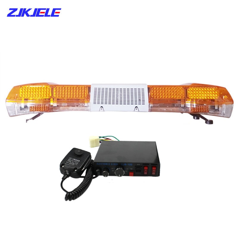 Blue Siren Alarm Police Flashing Beacon Garage Warning Lightbar Ambulance Traffic Emergency Safety Signal LEDs Lights 12V/24V enlarge