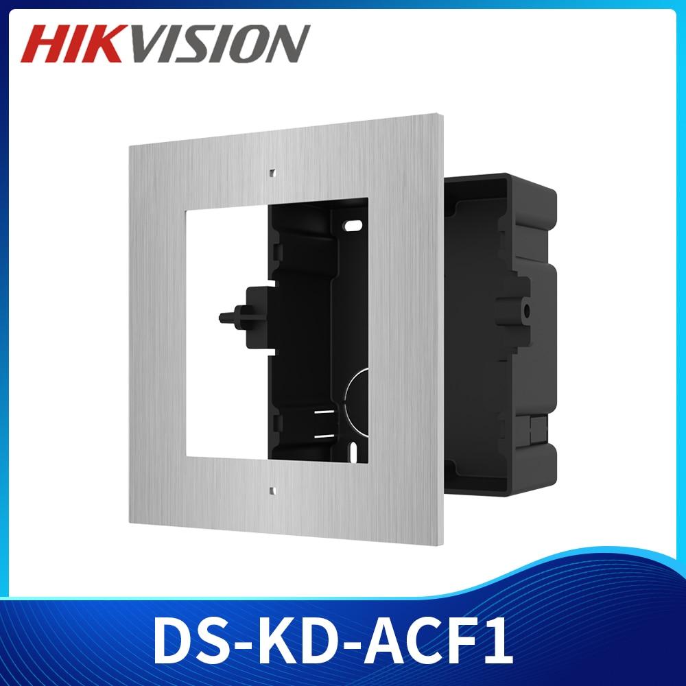 DS-KD-ACF1 وحدة واحدة دافق تصاعد قوس ملحقات الفيديو الداخلي