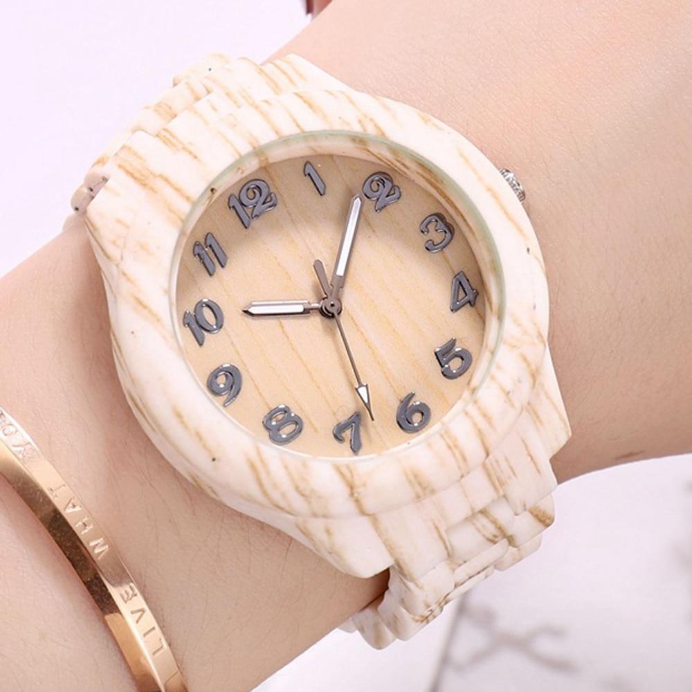 Fashion Casual Men Wood Watches Bamboo Bracelet Quartz Watches Man Watch Cheap Price Dropshipping Re
