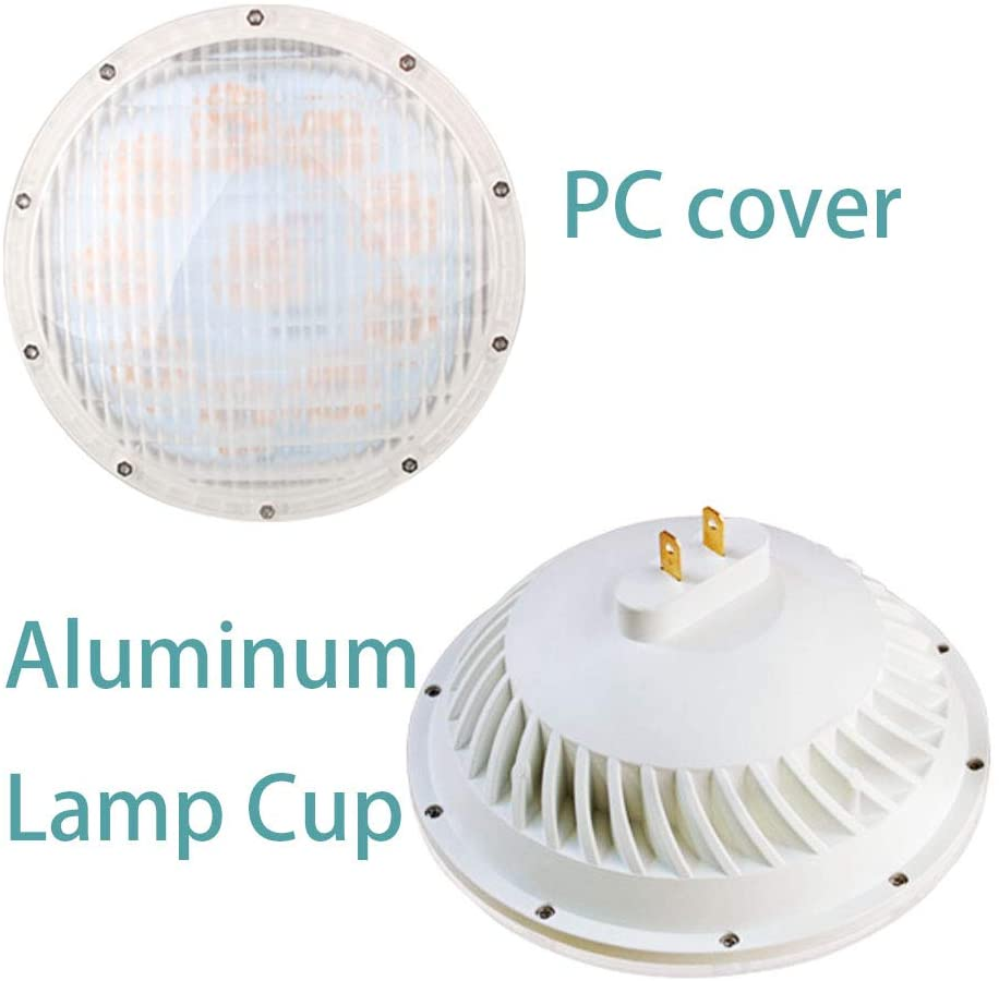 PAR56 LED Bulb Dimming 28w Soft Warm White 2700~3000K 120V Gx16d Base 120wide Light Lamp Replaces 300W MFL Par56 Halogen Lam enlarge