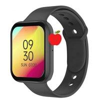 Смарт-часы для мужчин и женщин IWO FK78, экран 1,78 дюйма Amoled, Bluetooth, пульсометр, пользовательский циферблат, Смарт-часы для iOS, Android