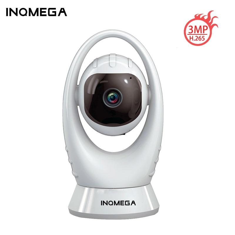 INQMEGA 3MP HD WIFI Camera mart Home Security H.265 Onvif IP Camera Indoor Baby monitor CCTV Video Surveillance Home Security IR