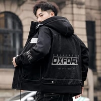 2021 ins new arrival spring autumn mens hooded coat fashion casual thin jackets streetwear bomber clothes plus asian size m 3xl