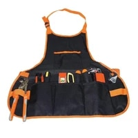 professional electric tool pouch shoulder tool carrier with multiple pockets tool organizer for electricians tools