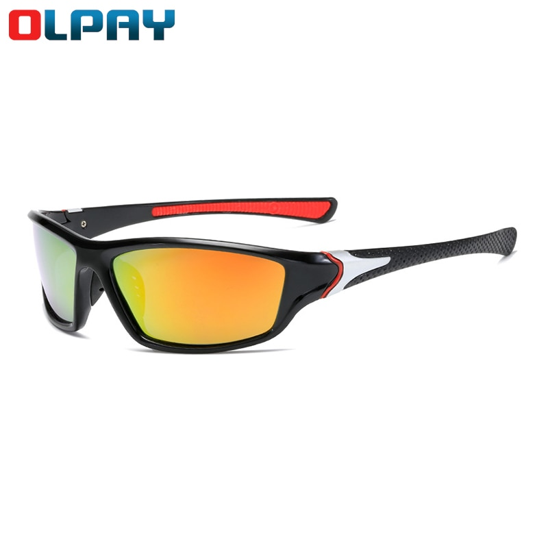 Polarized Cycling Sunglasses Men Women Driving Shades Outdoor Sports Goggles Camping Hiking Driving