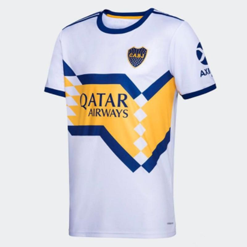 2020 DE 2021 Boca Juniors fútbol Jersey casa 20 21 Boca Juniors Tévez MARADONA MOURA ABILA REYNOSO DE ROSSI, camiseta DE fútbol