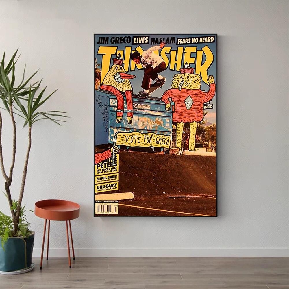 Плакат из шелковой ткани W558, настенный художественный декор, магазин трашеры, классический фильм, классический фильм, модное украшение, ярк...