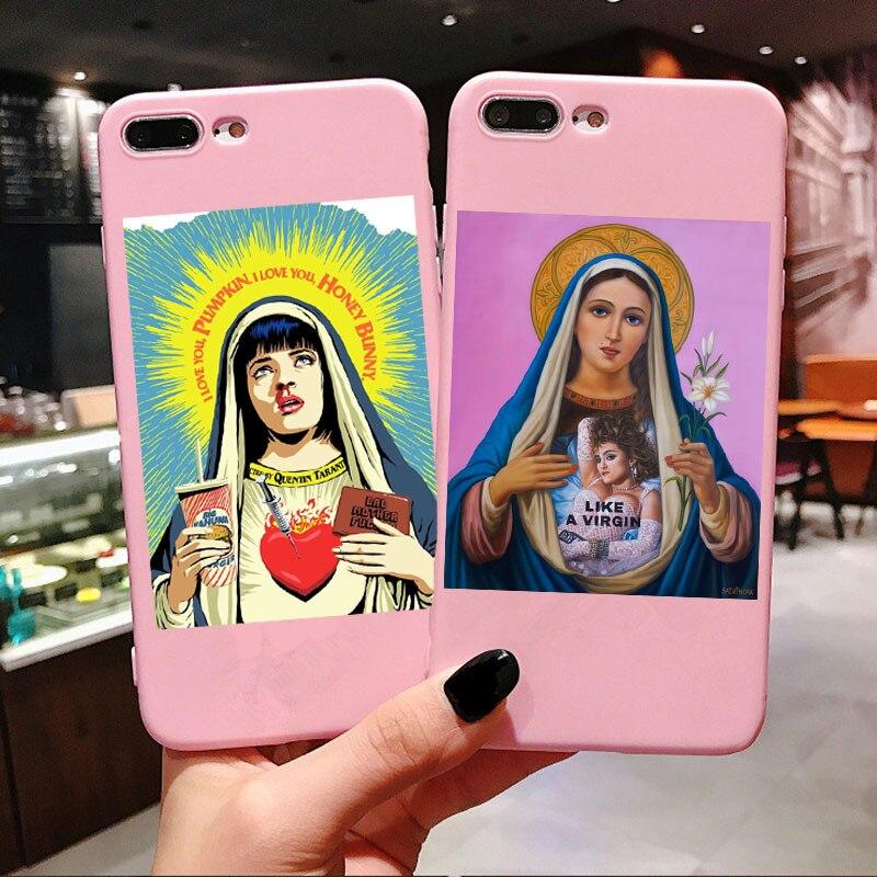 Freddie Mercury Fiction Saint Mia Saint Jules чехол для iPhone X XR XS Max 6 6s 8 7 Plus католический чехол для iPhone 11 Pro Max