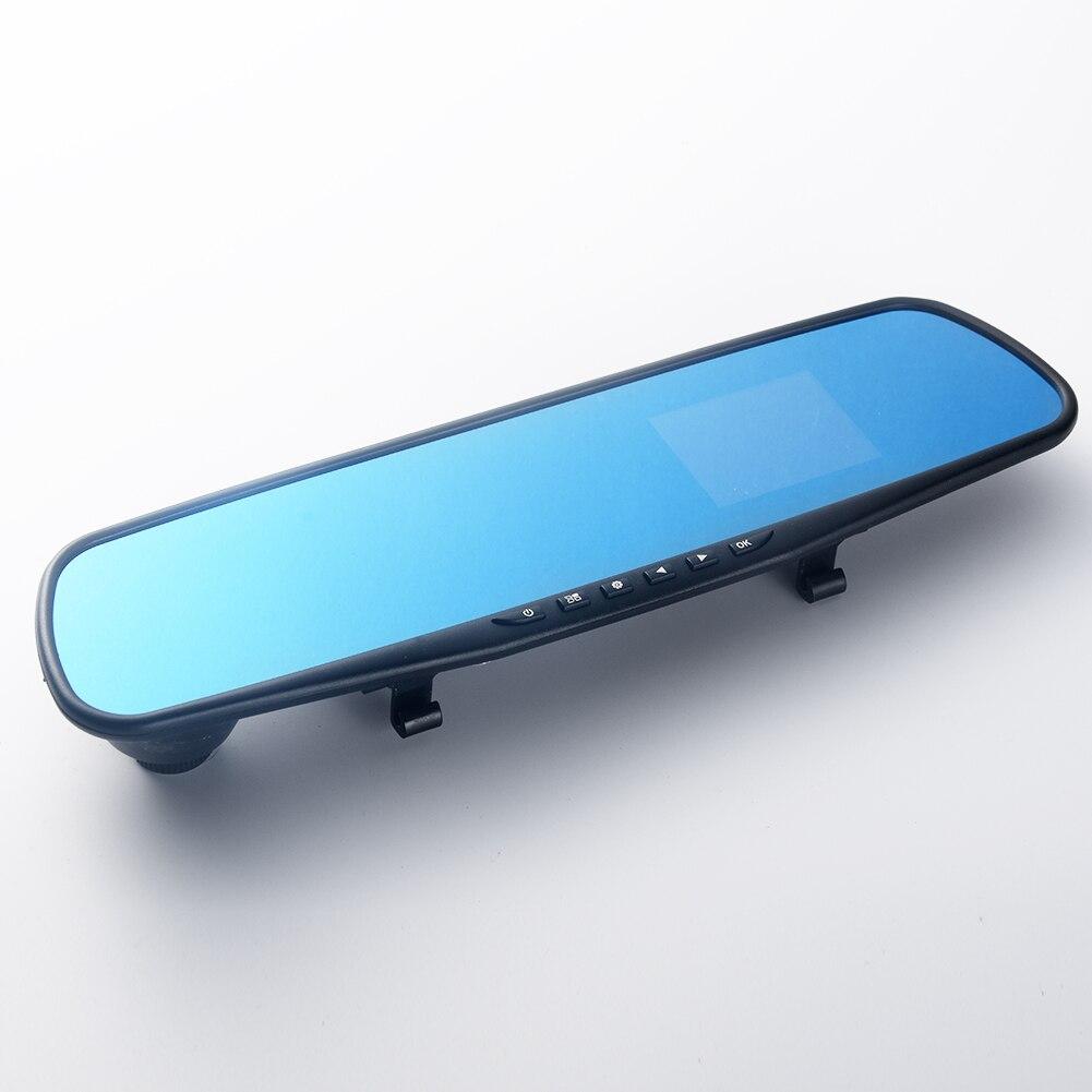 L604 antideslumbrante espejo retrovisor tacógrafo vidrio azul grabador de datos de vehículo