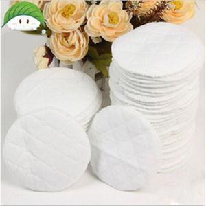 Горячая распродажа 10 шт в упаковке, новая SE Экологичные многоразовые грудные прокладки для кормящих моющиеся мягкие абсорбирующие для корм...