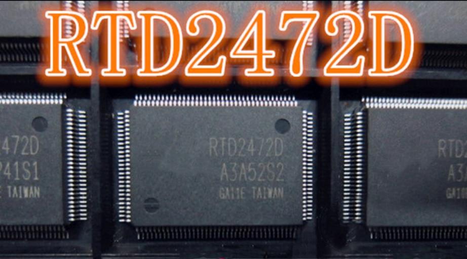 5-10PCS RTD2472D RTD2472FD QFP-128 Flüssigkeit kristall chip