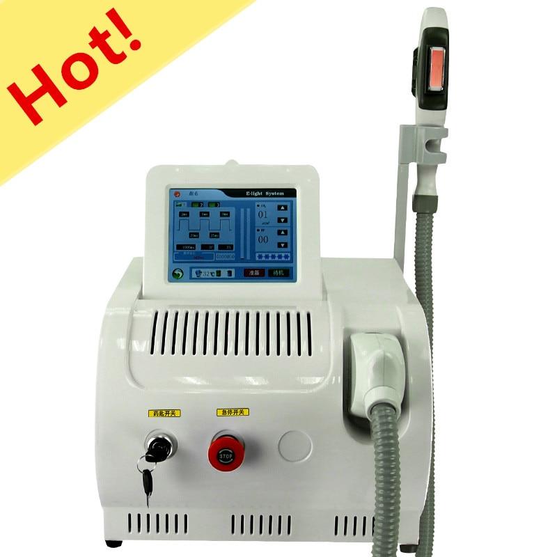 High Quality Portable IPL SHR /OPT/Elight Hair Removal and Skin Whitening 640nm,530nm,480nm Three Wa