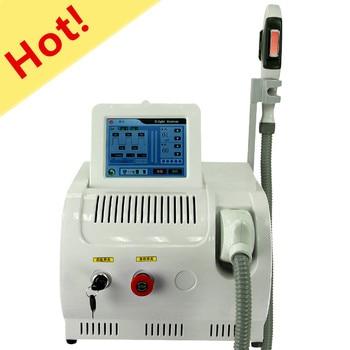 High Quality Portable IPL SHR /OPT/Elight Hair Removal and Skin Whitening 640nm,530nm,480nm Three Wavelength Machine for Salon