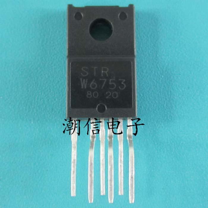5 unids/lote STR-W6753 STRW6753