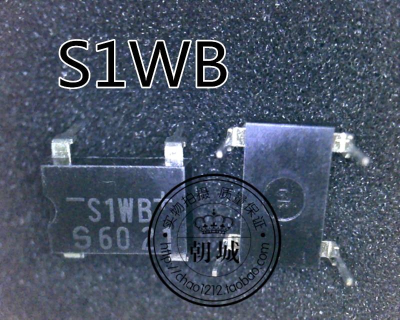 5 unids/lote S1WBS60B S1WB-S60B S1WB SOP-4 1A 600V