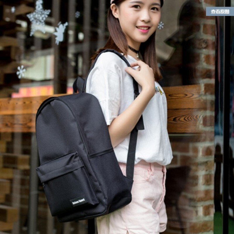 Female Stylish Backpack Cute Women School Bags for Teenage Girls Waterproof Oxford Kawaii Backpack L